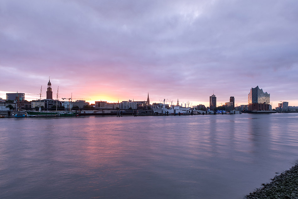 Hamburg Hafen Dock