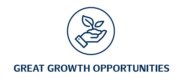Great growth opportunities