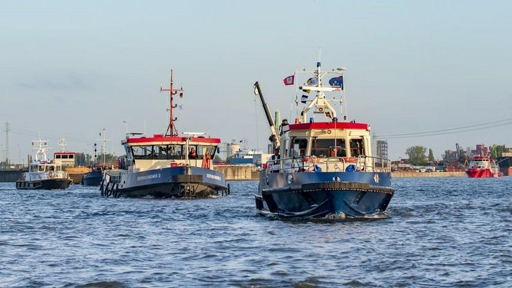 Hamburg Flotte