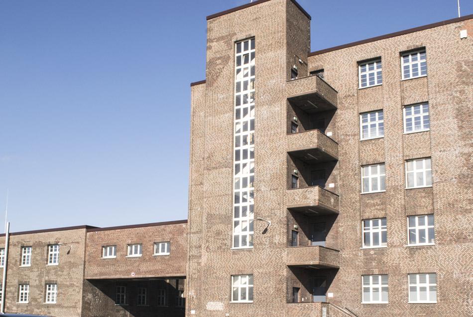 Referenzprojekt Peutehalle