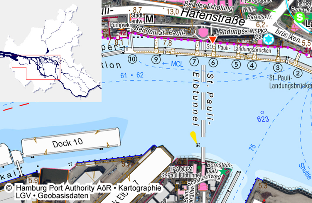 Hafen Hamburg HKL12