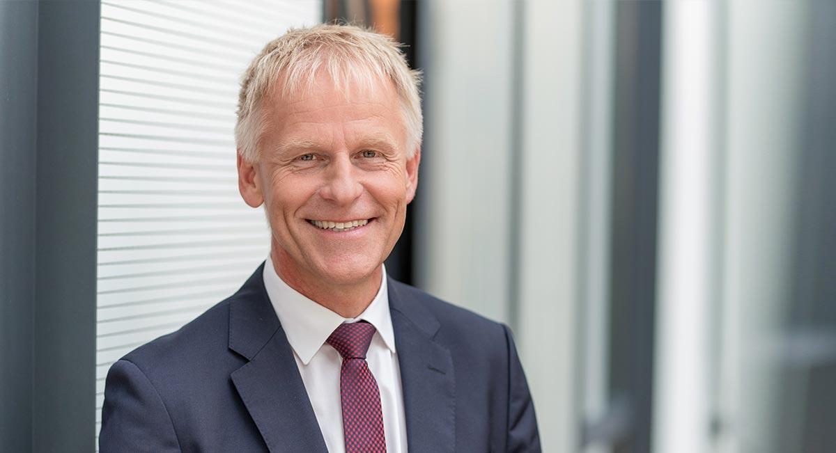 HPA Geschäftsführer Jens Meier