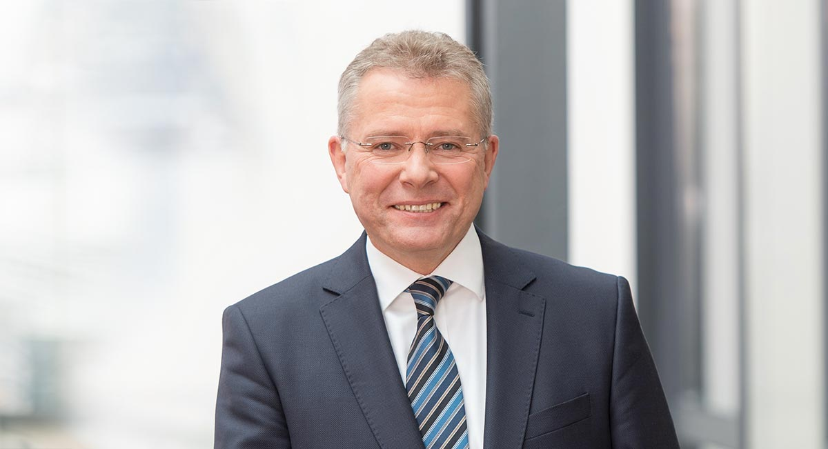 HPA Geschäftsführer Matthias Grabe